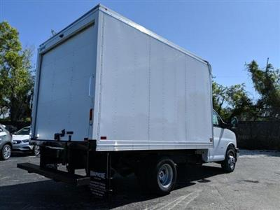 2018 Savana 3500 4x2,  Knapheide KCA Cutaway Van #T18487 - photo 7
