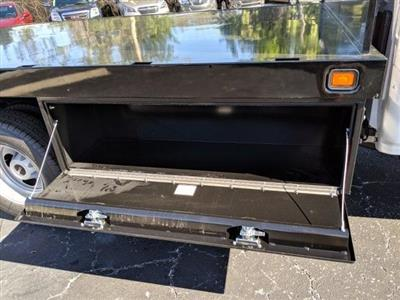 2019 Sierra 3500 Regular Cab DRW 4x2,  Knapheide Value-Master X Platform Body #T19193 - photo 10