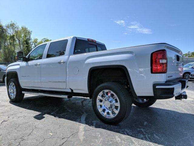 2019 Sierra 2500 Crew Cab 4x4,  Pickup #T19195 - photo 4