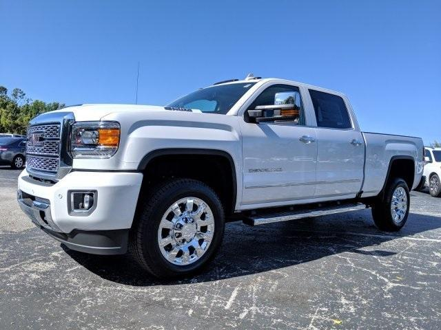 2019 Sierra 2500 Crew Cab 4x4,  Pickup #T19195 - photo 3