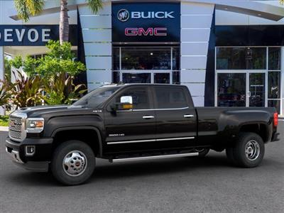 2019 Sierra 3500 Crew Cab 4x4,  Pickup #T19214 - photo 3