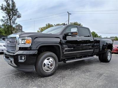 2019 Sierra 3500 Crew Cab 4x4,  Pickup #T19214 - photo 19