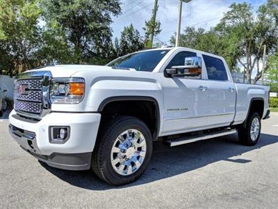 2019 Sierra 2500 Crew Cab 4x4,  Pickup #T19265 - photo 19