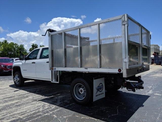 2019 Sierra 3500 Crew Cab 4x4,  Landscape Dump #T19269 - photo 4