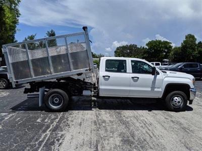 2019 Sierra 3500 Crew Cab 4x4,  Landscape Dump #T19269 - photo 11