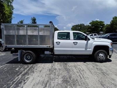 2019 Sierra 3500 Crew Cab 4x4,  Landscape Dump #T19269 - photo 5