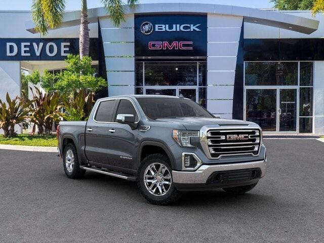 2019 Sierra 1500 Crew Cab 4x4,  Pickup #T19317 - photo 3