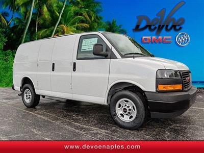 2019 Savana 2500 4x2,  Empty Cargo Van #T19342 - photo 1