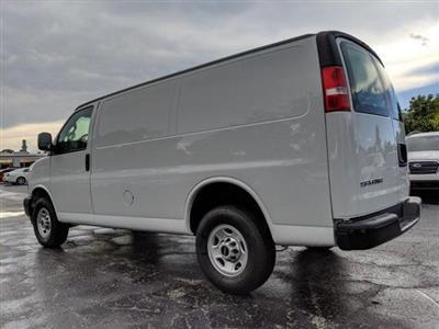 2019 Savana 2500 4x2,  Empty Cargo Van #T19342 - photo 7