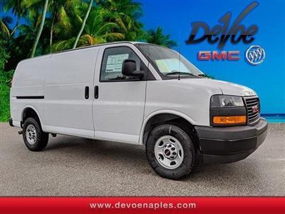 2019 Savana 2500 4x2,  Empty Cargo Van #T19368 - photo 1