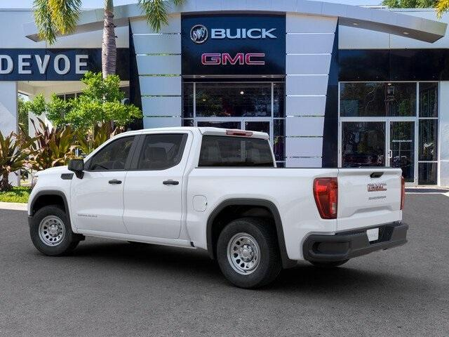 2019 Sierra 1500 Crew Cab 4x2,  Pickup #T19414 - photo 4