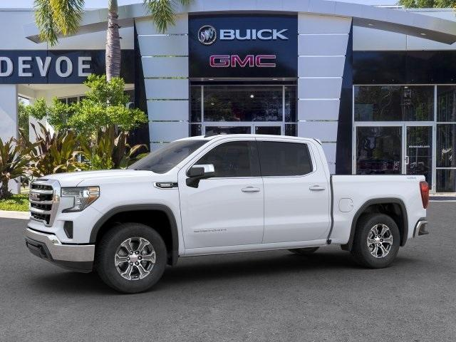 2020 Sierra 1500 Crew Cab 4x4, Pickup #T20169 - photo 3