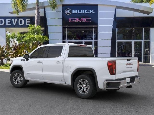 2020 Sierra 1500 Crew Cab 4x4, Pickup #T20169 - photo 4
