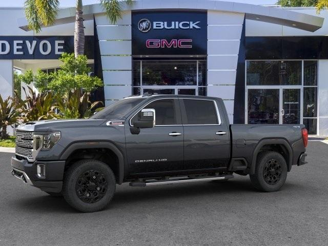 2020 Sierra 2500 Crew Cab 4x4, Pickup #T20199 - photo 3