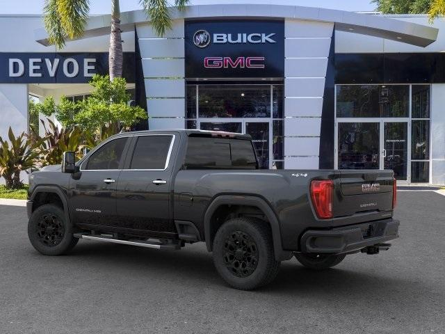2020 Sierra 2500 Crew Cab 4x4, Pickup #T20199 - photo 4