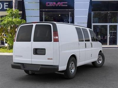 2020 GMC Savana 2500 RWD, Empty Cargo Van #T20211 - photo 2