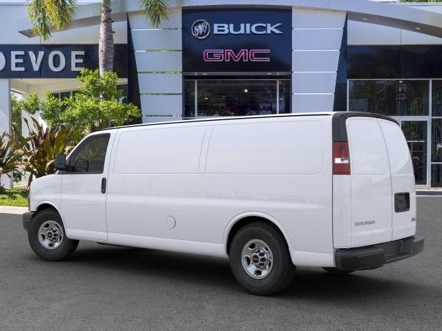 2020 Savana 2500 4x2, Empty Cargo Van #T20213 - photo 4