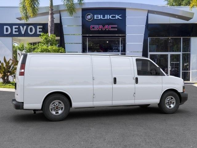 2020 Savana 2500 4x2, Empty Cargo Van #T20213 - photo 5