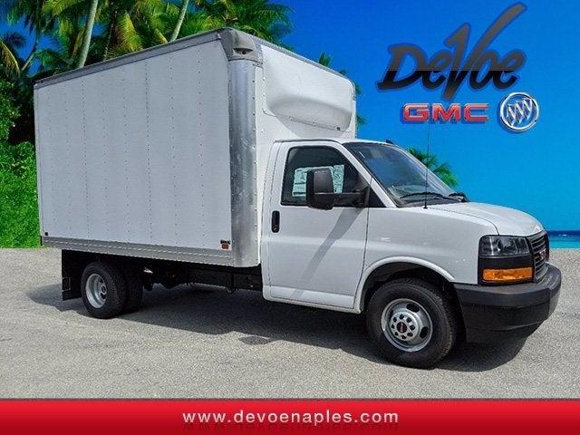 2020 GMC Savana 3500 RWD, Knapheide Cutaway Van #T20244 - photo 1