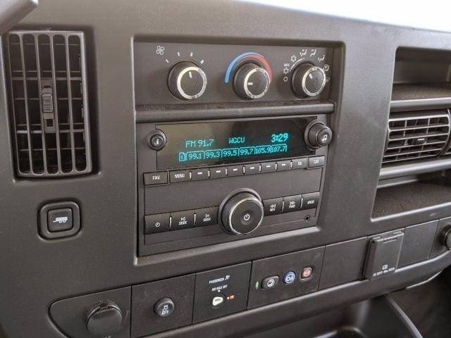 2020 GMC Savana 3500 RWD, Knapheide KCA Cutaway Van #T20244 - photo 21