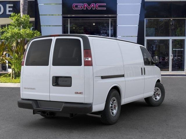2020 Savana 2500 4x2, Empty Cargo Van #T20247 - photo 2