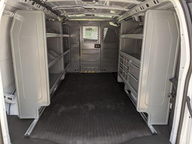 2020 GMC Savana 2500 4x2, Adrian Steel Upfitted Cargo Van #T20276 - photo 1