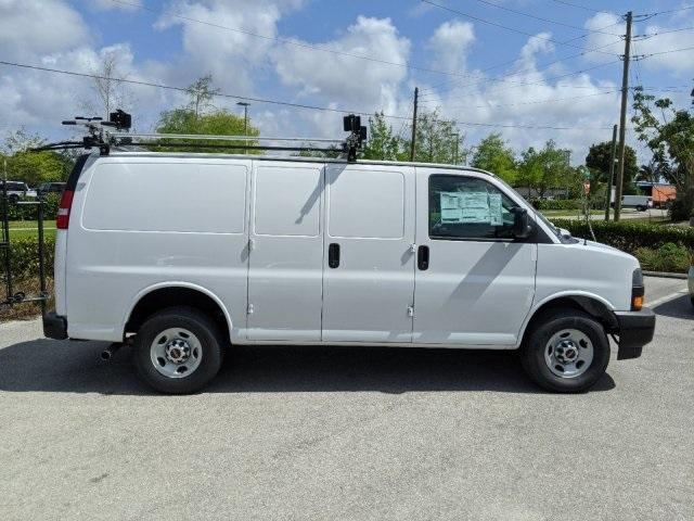 2020 Savana 2500 4x2, Upfitted Cargo Van #T20276 - photo 5