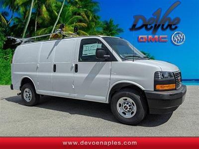2020 Savana 2500 4x2, Upfitted Cargo Van #T20276 - photo 1