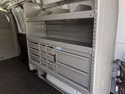 2020 Savana 2500 4x2, Upfitted Cargo Van #T20276 - photo 12