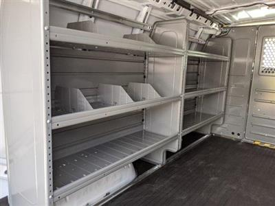 2020 Savana 2500 4x2, Upfitted Cargo Van #T20276 - photo 13