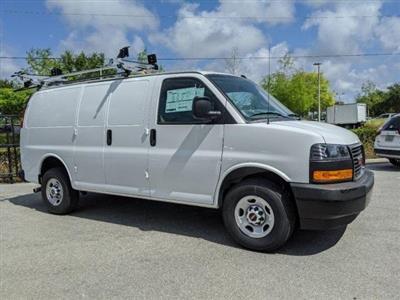 2020 Savana 2500 4x2, Upfitted Cargo Van #T20276 - photo 4