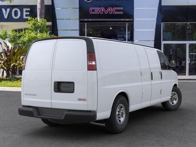 2020 GMC Savana 2500 4x2, Empty Cargo Van #T20278 - photo 2