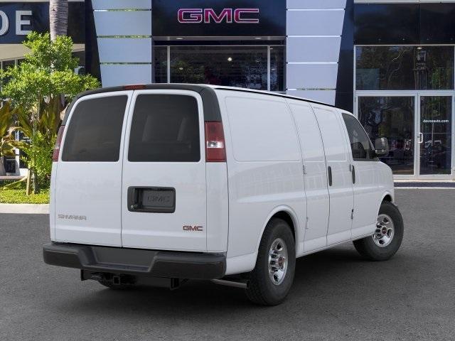 2020 Savana 2500 4x2, Empty Cargo Van #T20283 - photo 2
