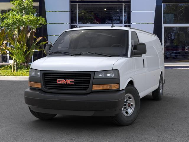 2020 GMC Savana 3500 RWD, Adrian Steel Commercial Shelving Upfitted Cargo Van #T20291 - photo 17
