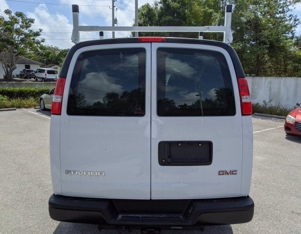 2020 GMC Savana 3500 RWD, Adrian Steel Commercial Shelving Upfitted Cargo Van #T20291 - photo 6