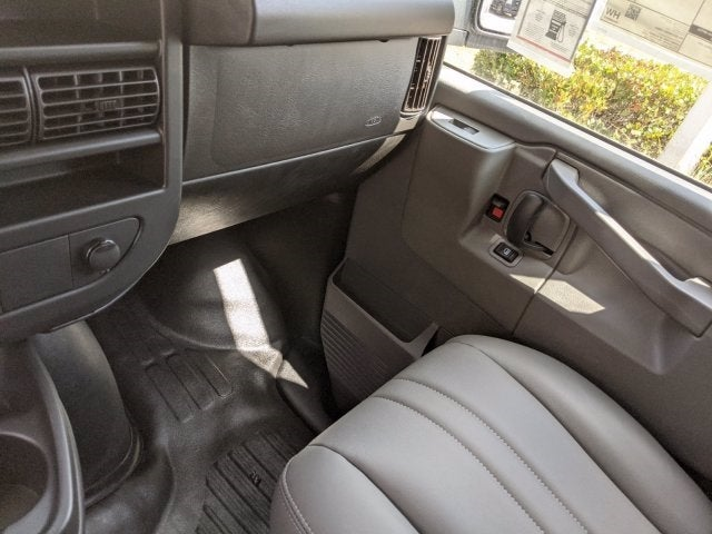 2020 GMC Savana 3500 RWD, Adrian Steel Commercial Shelving Upfitted Cargo Van #T20291 - photo 16