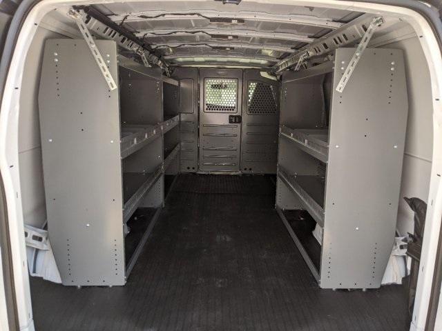 2020 GMC Savana 3500 4x2, Adrian Steel Upfitted Cargo Van #T20291 - photo 1