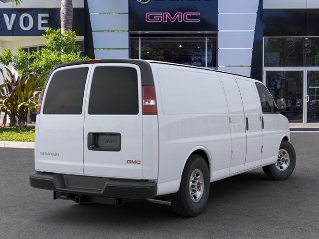 2020 GMC Savana 3500 RWD, Adrian Steel Commercial Shelving Upfitted Cargo Van #T20291 - photo 38