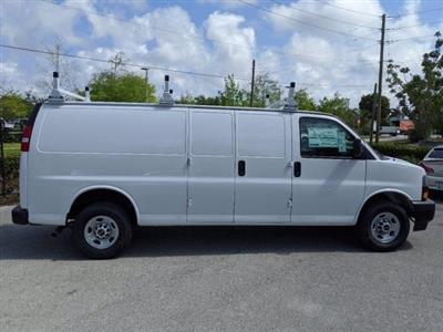 2020 GMC Savana 3500 RWD, Adrian Steel Commercial Shelving Upfitted Cargo Van #T20291 - photo 5
