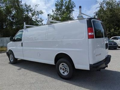 2020 GMC Savana 3500 RWD, Adrian Steel Commercial Shelving Upfitted Cargo Van #T20291 - photo 7
