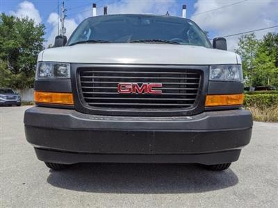 2020 GMC Savana 3500 RWD, Adrian Steel Commercial Shelving Upfitted Cargo Van #T20291 - photo 9