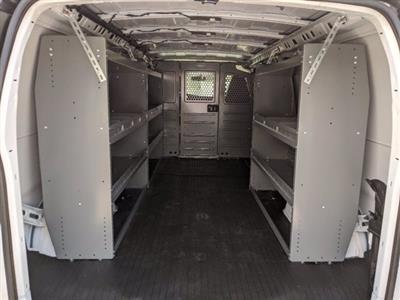 2020 GMC Savana 3500 RWD, Adrian Steel Commercial Shelving Upfitted Cargo Van #T20291 - photo 2