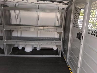 2020 GMC Savana 3500 RWD, Adrian Steel Commercial Shelving Upfitted Cargo Van #T20291 - photo 14