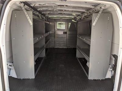 2020 Savana 3500 4x2, Adrian Steel Commercial Shelving Upfitted Cargo Van #T20291 - photo 2