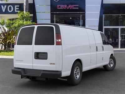 2020 Savana 3500 4x2, Adrian Steel Commercial Shelving Upfitted Cargo Van #T20291 - photo 38