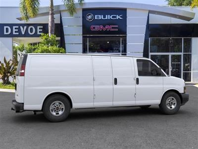 2020 GMC Savana 3500 RWD, Adrian Steel Commercial Shelving Upfitted Cargo Van #T20291 - photo 39
