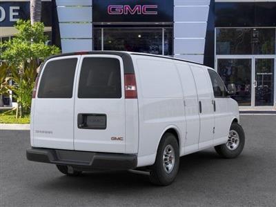 2020 Savana 2500 4x2, Empty Cargo Van #T20292 - photo 2