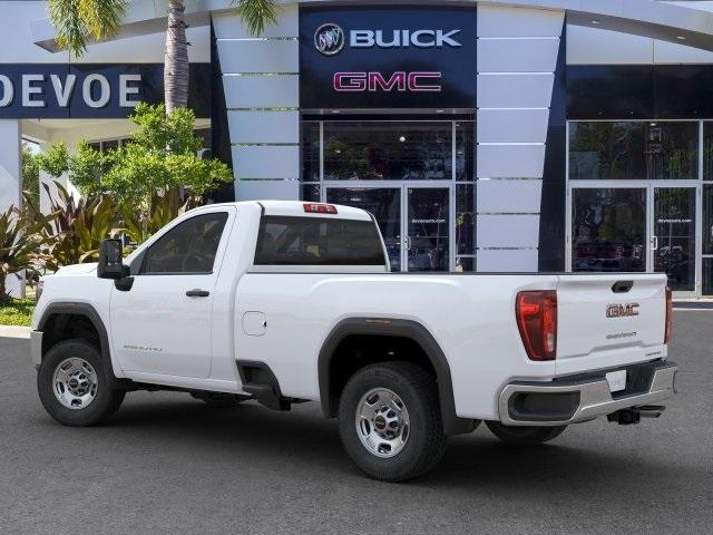 2020 Sierra 2500 Regular Cab 4x2, Pickup #T20315 - photo 4