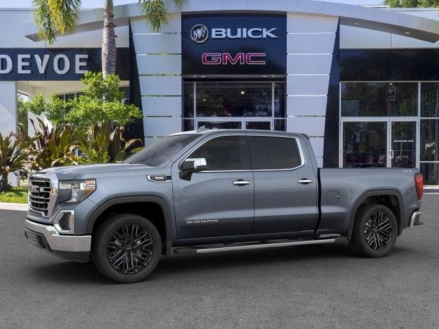 2020 Sierra 1500 Crew Cab 4x4, Pickup #T20319 - photo 3