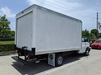 2020 GMC Savana 3500 RWD, J&B Truck Body Cutaway Van #T20326 - photo 2